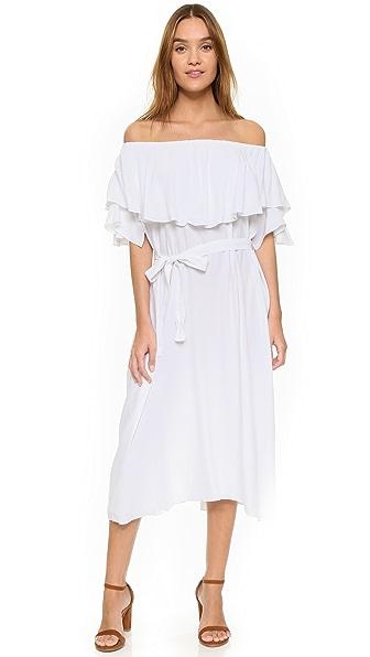 MLM LABEL Maison Midi Dress