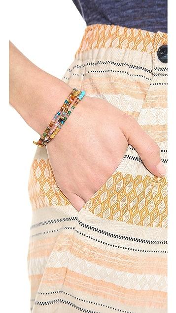 Mary Louise Designs Beaded Bracelet Set
