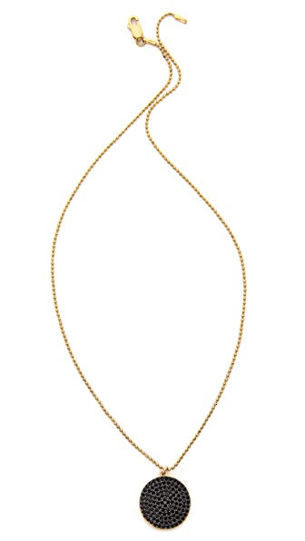 Mary Louise Designs Circle Pendant Necklace