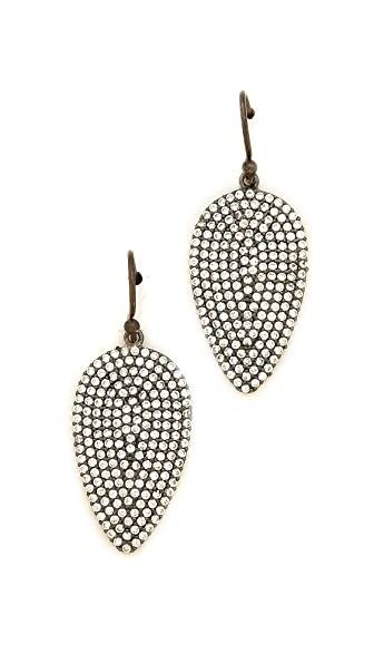 Mary Louise Designs Crystal Statement Earrings