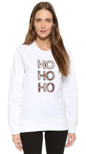 HO HO HO Pullover
