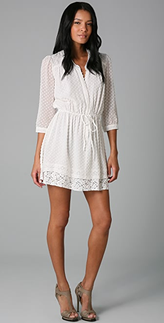 Madison Marcus Spring Tie Waist Dress