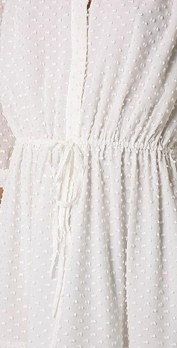 Madison Marcus Spring Tie Waist Dress