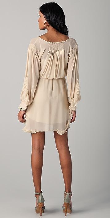 Madison Marcus Flourish Long Sleeve Dress