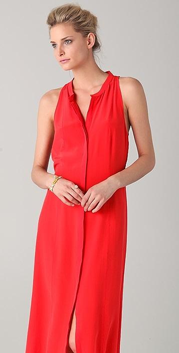 Madison Marcus Solids Maxi Dress
