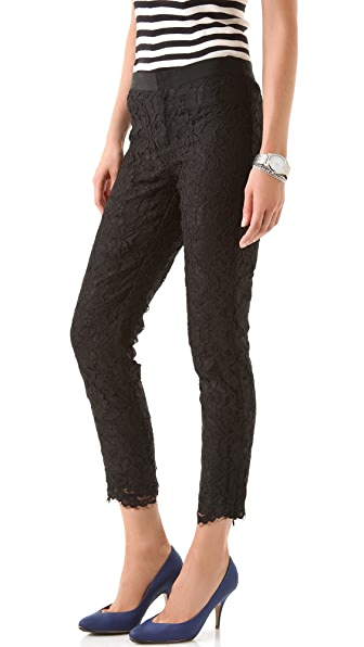 Madison Marcus Elegance Lace Pants
