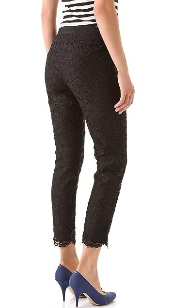 Madison Marcus Elegance Lace Pants