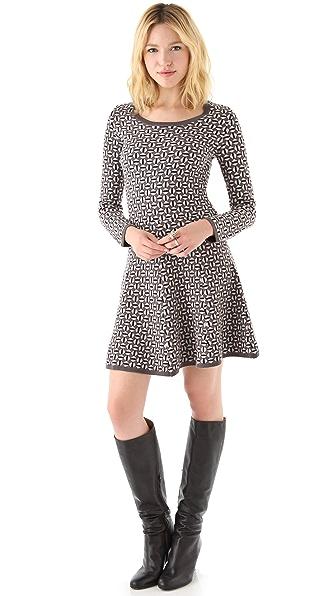 Madison Marcus Sweater Dress