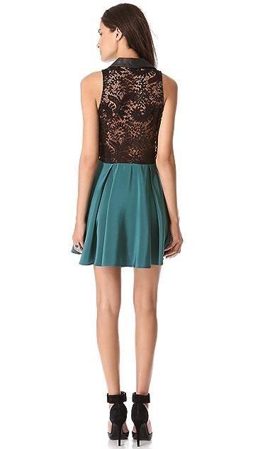 Madison Marcus Devise Dress