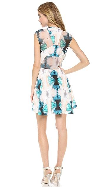Madison Marcus Poise Dress