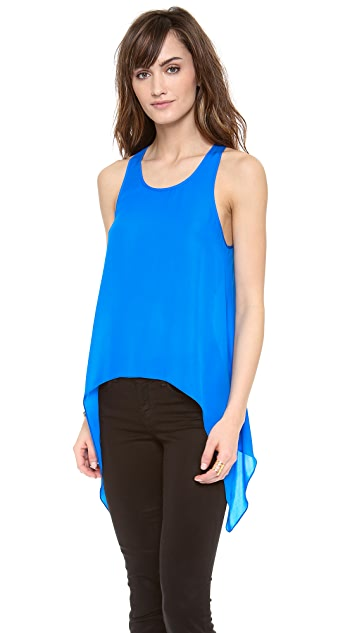 Madison Marcus Victor Open Back Top