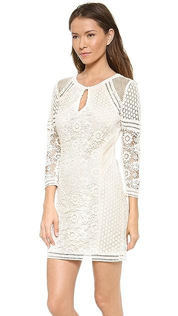 Madison Marcus Preen Lace Dress