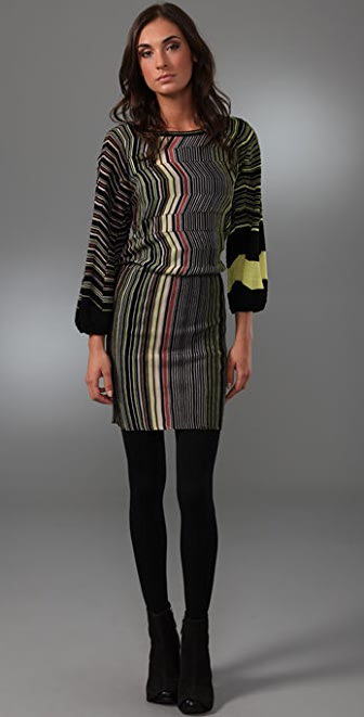 M Missoni Crew Neck Dress