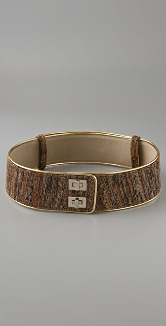 M Missoni Wide Belt