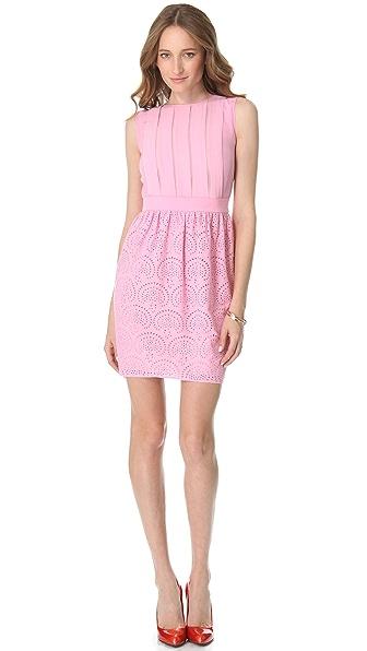 M Missoni Eyelet Sleeveless Dress