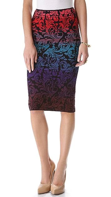 M Missoni Brocade Tube Dress / Skirt