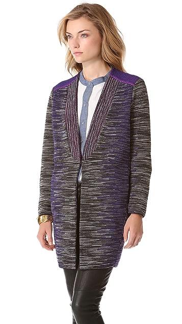 M Missoni Lurex Space Dye Cardigan