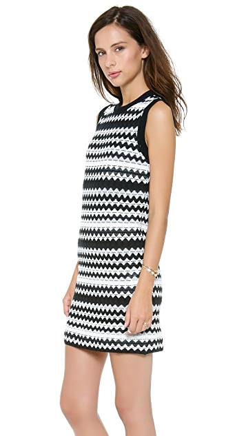 M Missoni Tubular Zigzag Tank Dress