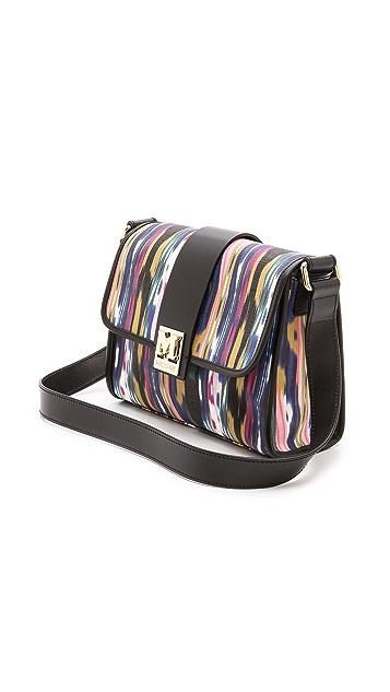 M Missoni Woven Shoulder Bag