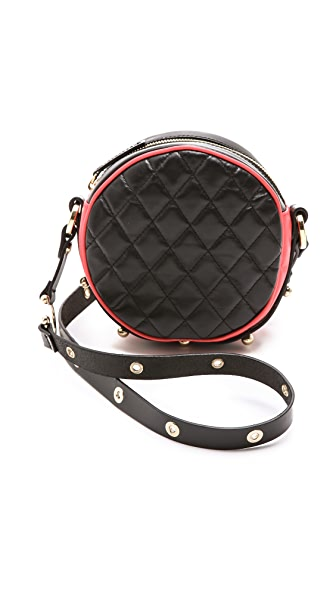 M Missoni Studded Cross Body Bag