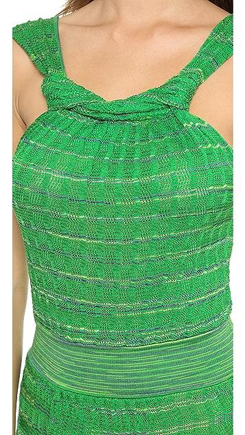 M Missoni Space Dye Maxi Dress