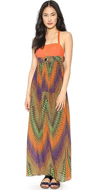 M Missoni Desert Horizon Maxi Dress