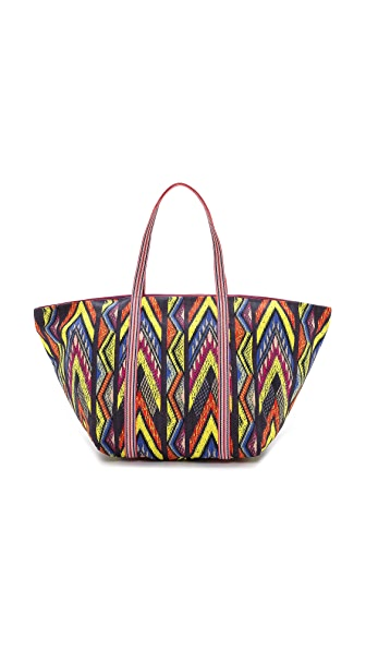 M Missoni Tribal Zigzag Beach Bag | SHOPBOP