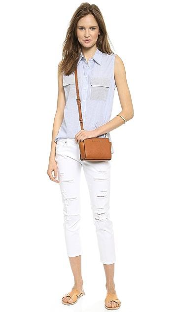 MICHAEL Michael Kors Selma Mini Messenger Bag