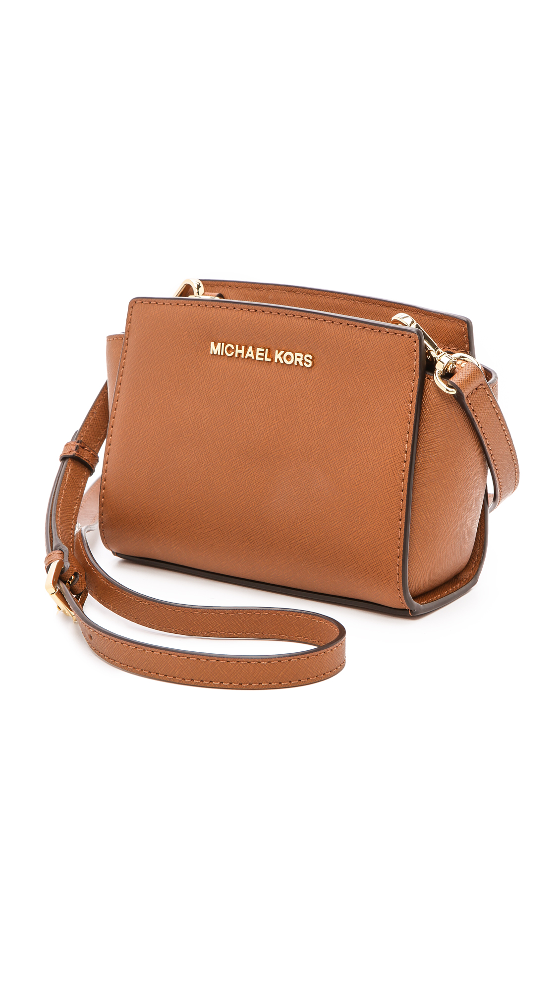 3cad8b683a07 MICHAEL Michael Kors Selma Mini Messenger Bag