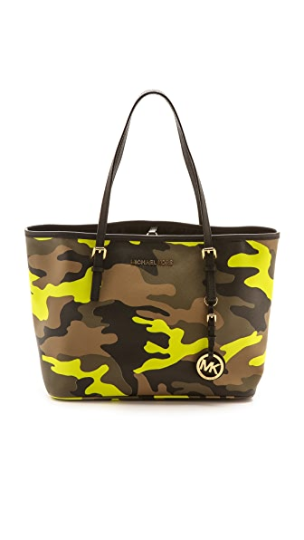 MICHAEL Michael Kors Printed Small Travel Tote