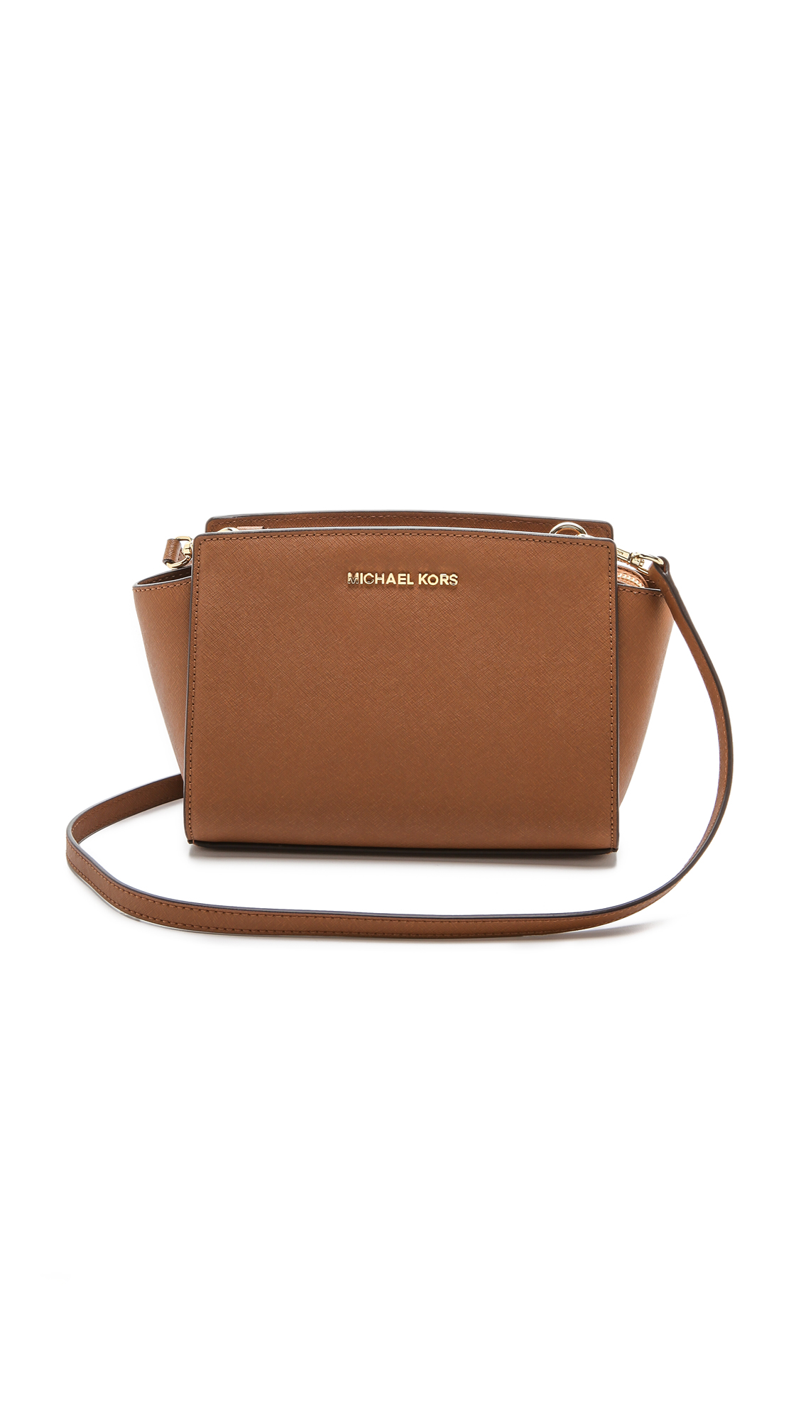 19b58b6c2545 MICHAEL Michael Kors Selma Medium Messenger Bag | SHOPBOP