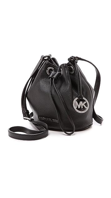 MICHAEL Michael Kors Jules Drawstring Bucket Bag