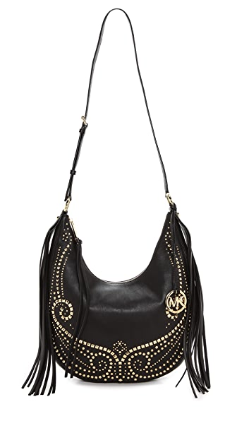 MICHAEL Michael Kors Rhea Studded Shoulder Bag