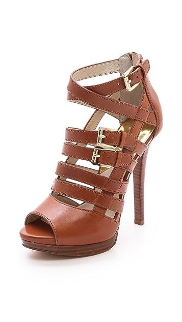 MICHAEL Michael Kors Sandra Platform Sandals