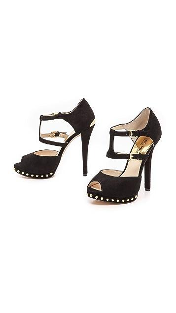 MICHAEL Michael Kors Ailee Platform Sandals