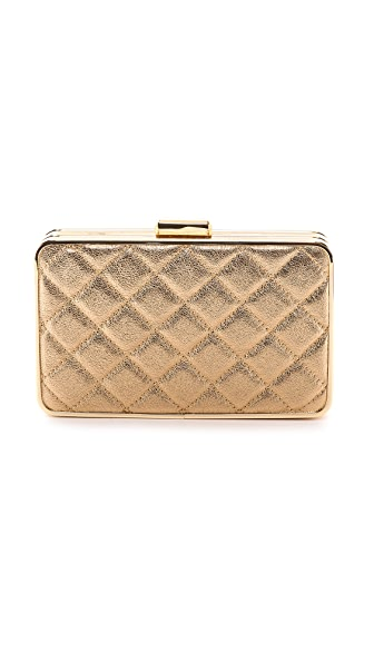 MICHAEL Michael Kors Elsie Quilted Box Clutch