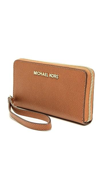 MICHAEL Michael Kors Jet Set Travel Phone Case