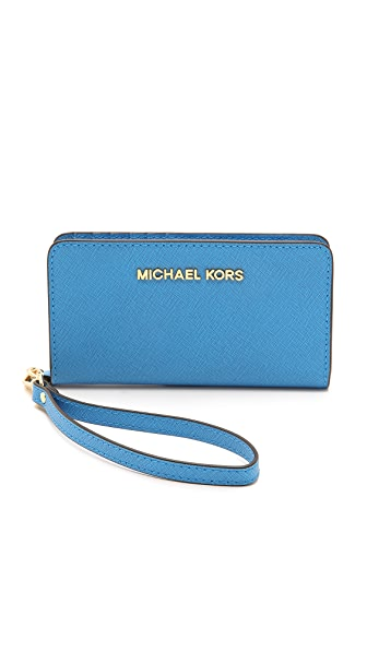MICHAEL Michael Kors Jet Set Tech Wallet