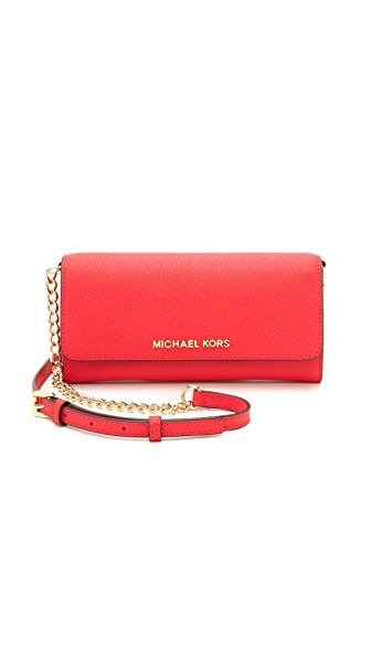 MICHAEL Michael Kors Jet Set Chain Travel Wallet