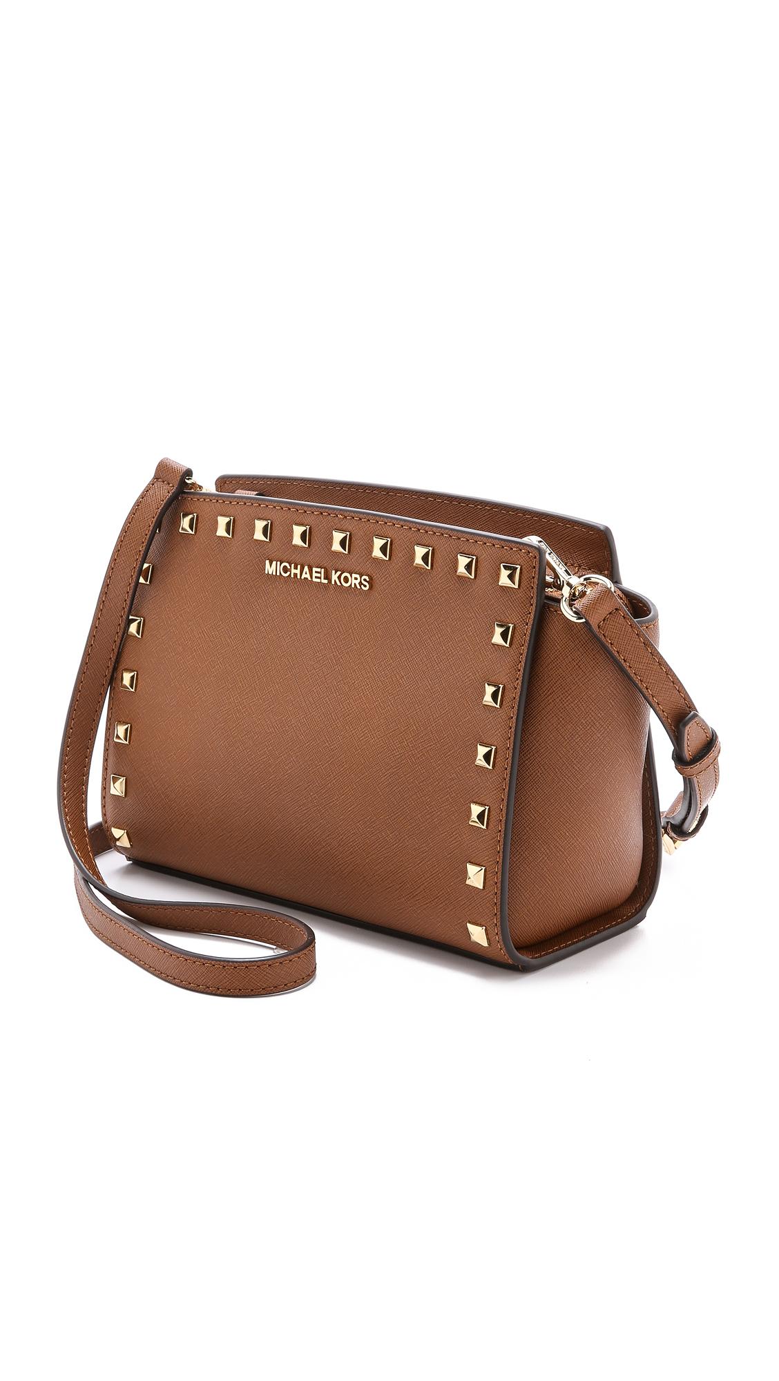 e57485bfbe37 ... MICHAEL Michael Kors Selma Stud Messenger Bag SHOPBOP ...