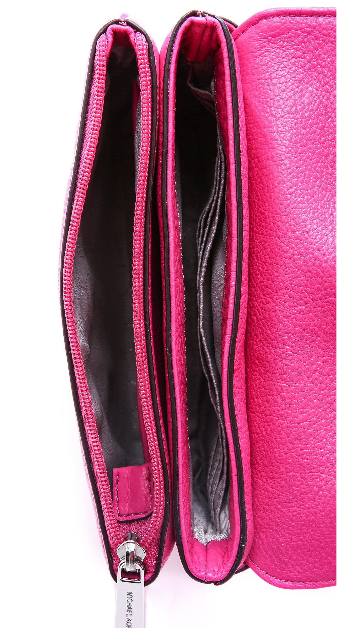 f81f802eb041 MICHAEL Michael Kors Bedford Double Gusset Cross Body Bag   SHOPBOP