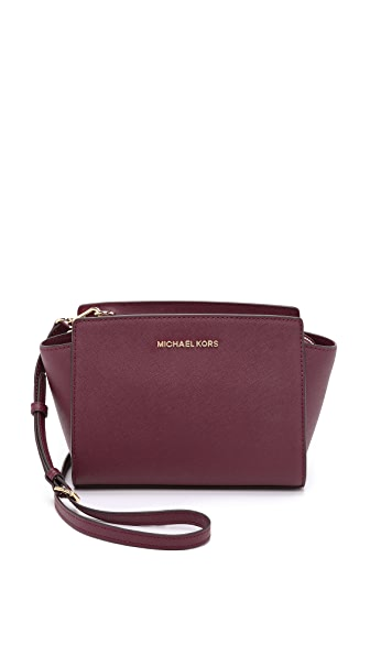 MICHAEL Michael Kors Selma Medium Messenger