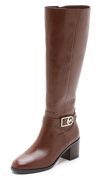 Michael Michael Kors Bryce Boots - Redwood