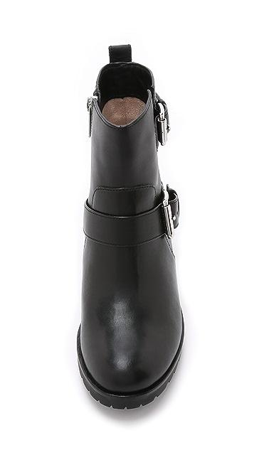 MICHAEL Michael Kors Gretchen Combat Booties