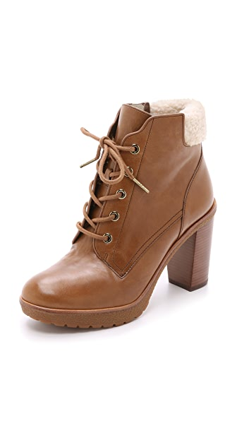 MICHAEL Michael Kors Kim Lace Up Booties