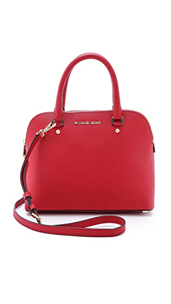 MICHAEL Michael Kors Cindy Dome Satchel