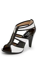 Berkley T Strap Sandals                MICHAEL Michael Kors