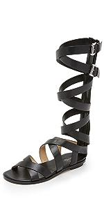 Darby Gladiator Sandals                MICHAEL Michael Kors