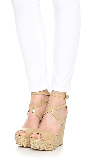 MICHAEL Michael Kors Gabriella Wedge Sandals
