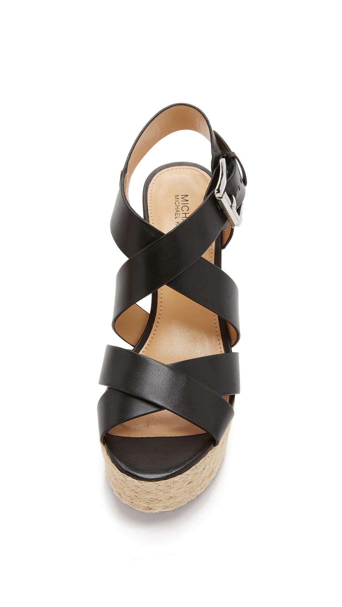 9abf8304a7 MICHAEL Michael Kors Celia Wedge Sandals | SHOPBOP